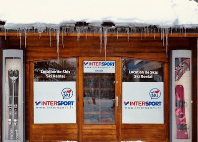 intersport MERIBEL CENTRE